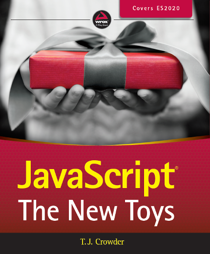 JavaScript: The New Toys - Cover